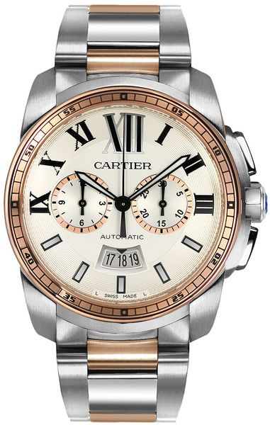 Cartier Calibre de Cartier Luxury Men's Watch W7100042