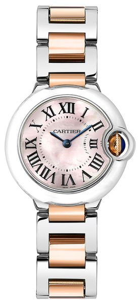 Cartier Ballon Bleu Luxury Women's Watch W6920034