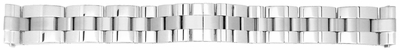 Cartier Roadster Ladies 16mm Steel Bracelet