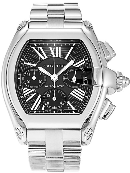 W62020X6 Cartier Roadster XL Automatic Chronograph e46fd49810