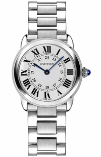 Cartier Ronde Solo 29mm Steel Women's Watch W6701004