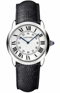Cartier Ronde Solo Authentic Women's Luxury Watch WSRN0019