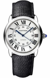Cartier Ronde Solo Calibre 049 Men's Dress Watch WSRN0022