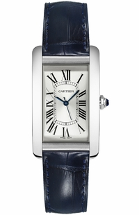 Cartier Tank Americaine Women's Dress Watch WSTA0017