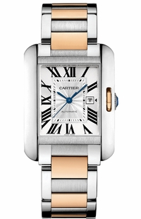 Cartier Tank Anglaise Luxury Watch W5310007