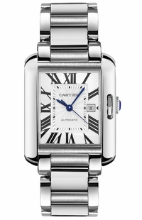 Cartier Tank Anglaise Men's Watch W5310008