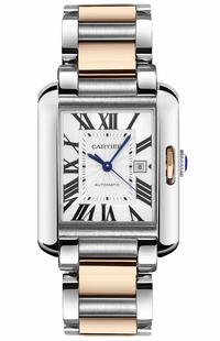 Cartier Tank Anglaise Luxury Watch W5310037
