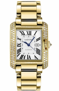 Cartier Tank Anglaise WT100006