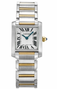 Cartier Tank Francaise Luxury Women's Watch W51007Q4