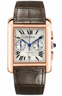 Cartier Tank MC Chronograph Men's Watch W5330005