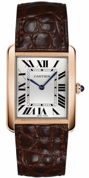 Cartier Tank Solo Luxury Watch W5200025