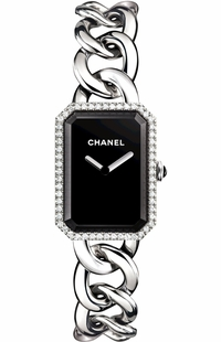 Chanel Premiere Diamond Luxury Women's Watch H3254