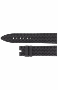 Chopard 21mm Black Rubber Strap CBR21