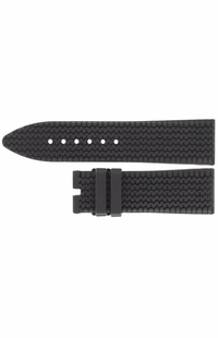 Chopard Black Rubber Strap CBR24