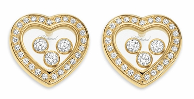 Chopard Earrings 834502-0001