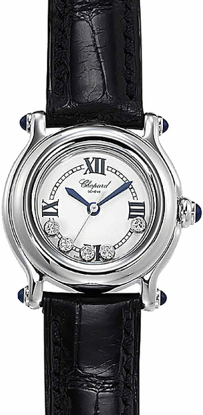 Chopard Happy Sport Ladies Watch 278245-3007