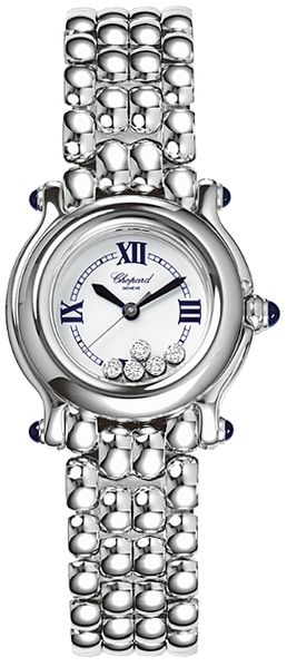 Chopard Happy Sport Diamond Luxury Watch 278250-3006