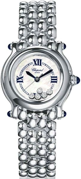 Chopard Happy Sport Classic Quartz Women's Watch 278250-3022