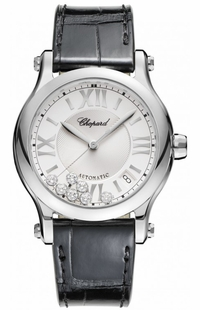 Chopard Happy Sport Diamond Women's Watch 278559-3001