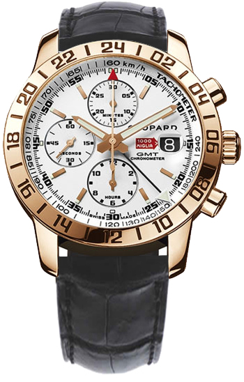 Chopard Mille Miglia Rose Gold Men's Chronograph 161267-5001