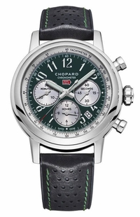 Chopard Mille Miglia Limited Edition Green Dial Men's Sport Watch 168589-3009