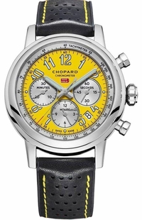 Chopard Mille Miglia Limited Edition Yellow Dial Men's Watch 168589-3011