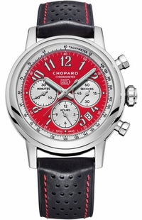 Chopard Mille Miglia Red Dial Limited Edition Men's Watch 168589-3008