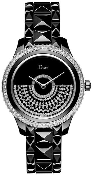 Christian Dior VIII Grand Bal Automatic Diamond Women's Watch CD124BE3C001