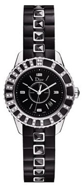 Cd113115r001 christian dior christal ladies 33mm watches dior christal ladies 33mm watch for Christian dior watches