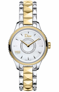 Christian Dior VIII Montaigne Diamonds Women's Watch CD1511I0M001