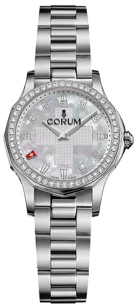 Corum Admiral Legend 32 Automatic Ladies Watch 400.101.47/V200 PN01