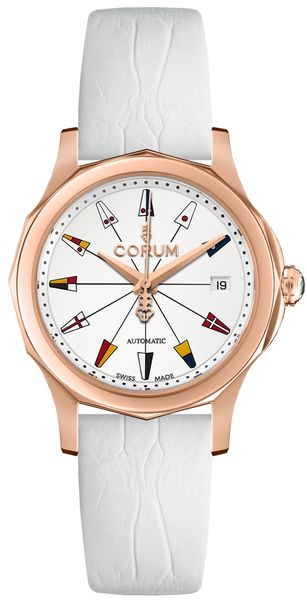 Corum Admiral Legend 38 Midsize Watch 082.200.55/0009 AA13