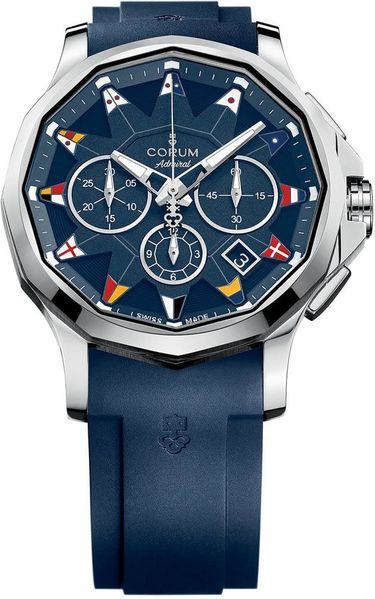 Corum Admiral Legend 42 Chronograph Men's Watch 984.101.20/F373 AB12