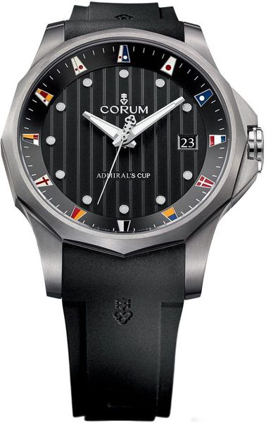 Corum Admiral Legend 47 Black Dial Men's Watch 403.100.04/F371 AN10