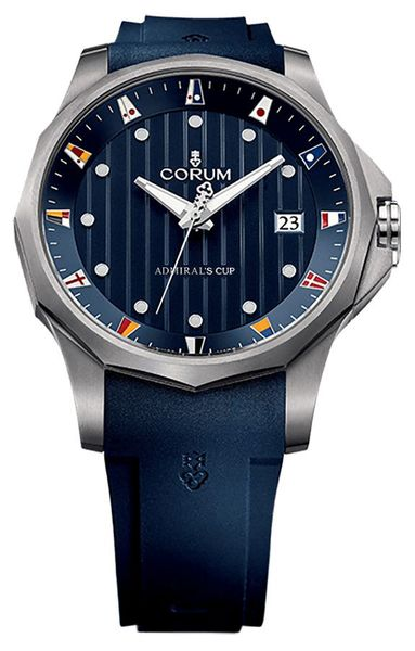 Corum Admiral Legend 47 Blue Dial Men's Watch 403.100.04/F373 AB10