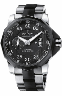 Corum Admiral's Cup Black Dial Men's Watch 947.951.94/V791 AN14