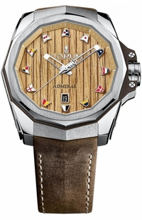 Corum Admiral's Cup Brown Dial Men's Watch 082.500.04/0F62 AW01