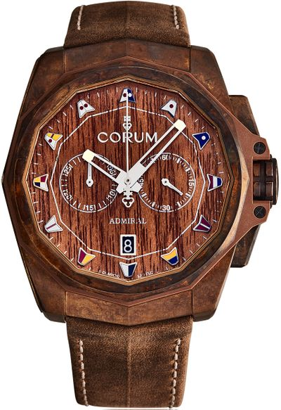 Corum Admiral's Cup Chronograph Men's Watch 116.200.53/0F62 AW91