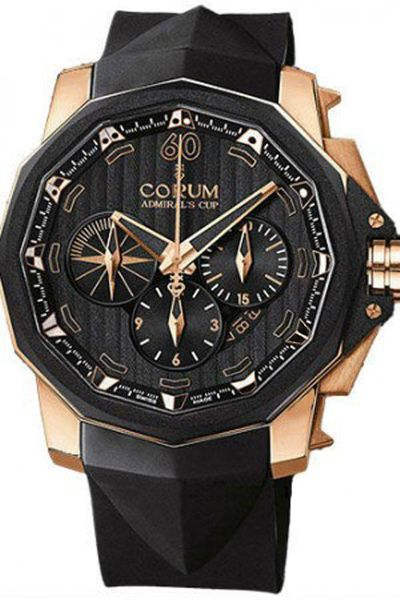 Corum Admiral's Cup Chronograph Men's Watch 753.935.91/0371 AN22