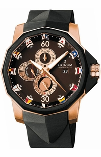 Corum Admiral's Cup Tides Rose Gold Men's Watch 277.931.91/0371 AG42