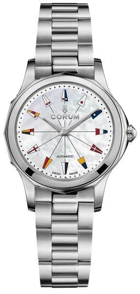 Corum Admiral's Cup Legend 32 Women's Watch 400.100.20/V200 PN12