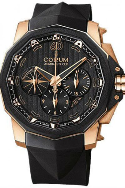 Corum Admiral's Cup Rose Gold Men's Watch 753.935.91/0371 AN12