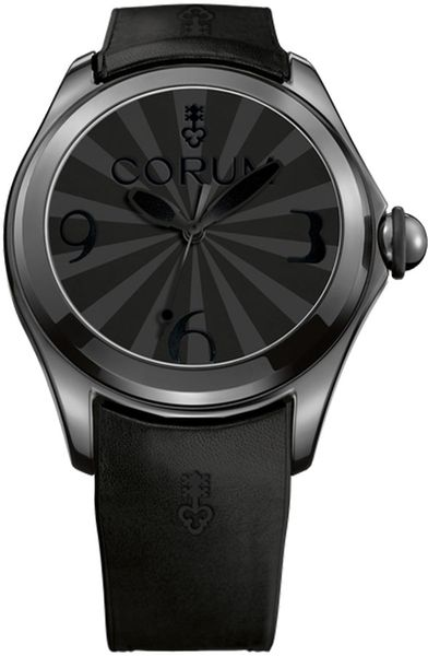 Corum Bubble 47 Black Night Automatic Men's Watch 082.310.98/0371 BB01