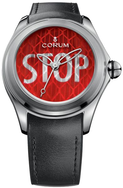 Corum Bubble 52 Limited Edition #1 of 88 Men's Watch 403.101.04/0601 ST01