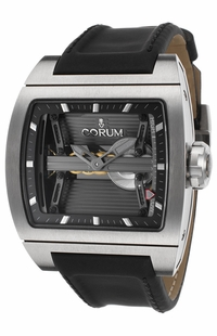 Corum Ti-Bridge Power Reserve Men's Watch 107.201.04/0F61 0000