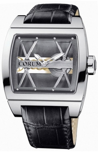 Corum Ti-Bridge Titanium Men's Watch 007.400.04/0F81 0000