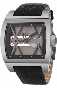Corum Ti-Bridge Titanium Men's Watch 007.400.04/0F01 0000