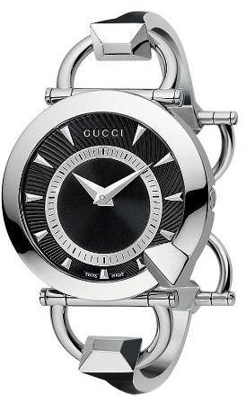 4f6d244cfe6 YA122509 Gucci 122 Chiodo Watch