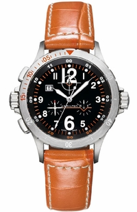 Hamilton Khaki Aviation Air Chrono