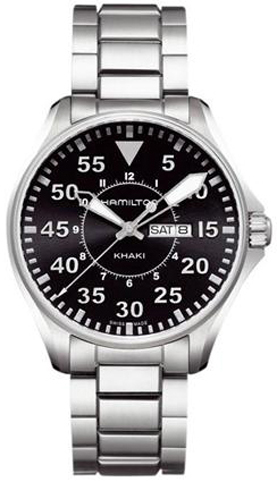 Hamilton Khaki Aviation Pilot H64611135